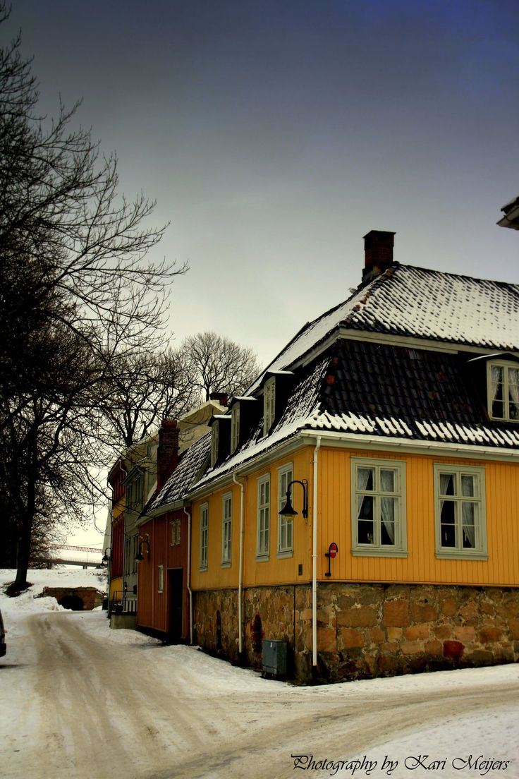 Gamlebyen , Fredrikstad- Norway by Kari Meijers on 500px