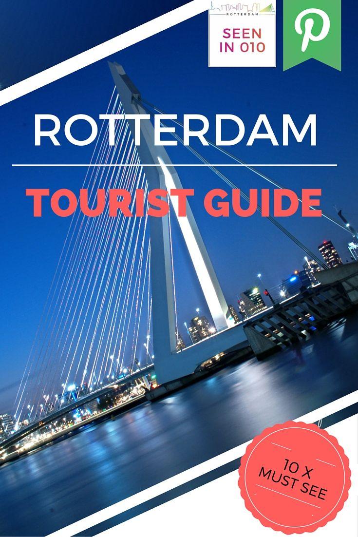 10 THINGS YOU HAVE TO SEE IN ROTTERDAM - 10 DINGEN DIE JE IN ROTTERDAM GEZIEN MOET HEBBEN  #Rotterdam #Seenin010 #Nederland #Zuidnholland #Erasmusbrug #Tourist #Toerist #Gids