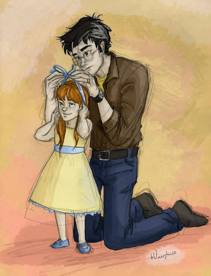 Teddy Lupin and Lily Luna Potter Cosplay by teddylup on ... |Teddy Lupin And Lily Luna Potter