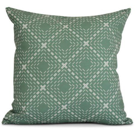 Patio Garden Decorative Pillows Green Throw Pillows Throw