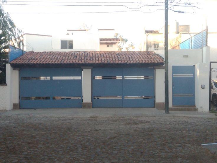 M s de 25 ideas incre bles sobre fachadas para casas for Casa moderna 7x7
