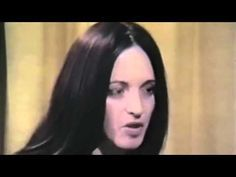 """Susan Atkins Interview (1976) - Description of Sharon Tate Murder (Manson murder) - YouTube - Listen to her spout off & try to blame Charles """"Tex"""" Watson for killing everyone at the Tate house"""