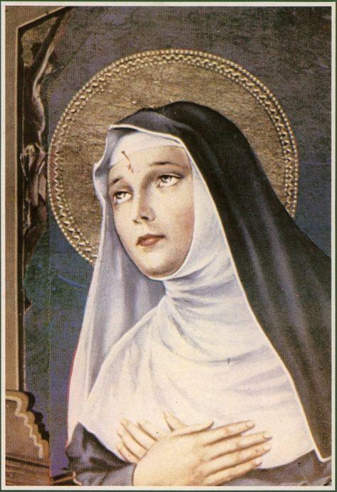 st rita of cascia....saint of the impossible