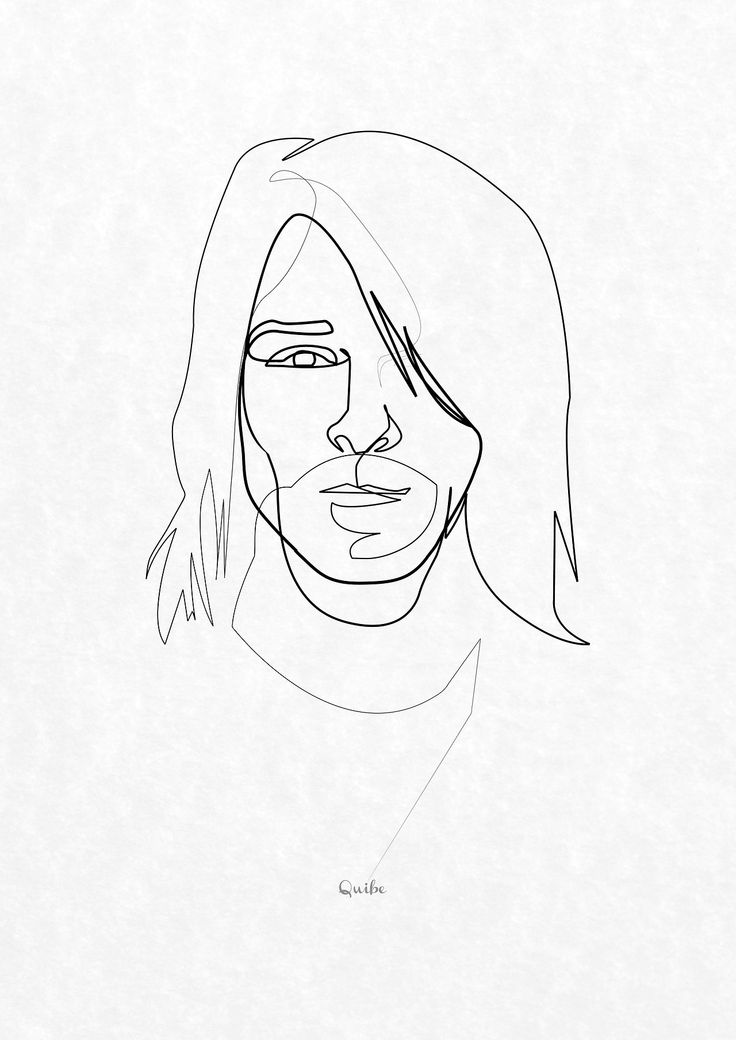 Line Drawing Portrait Tumblr : Best images about one line illustrations on pinterest