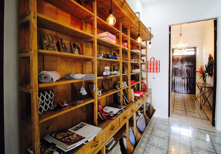 The Diplomat Shop | A perfectly curated selection of beautiful products from Mexico located in The Diplomat Boutique Hotel. #Merida #travel #handcrafted