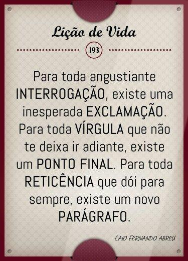 Caio Fernando Abreu.