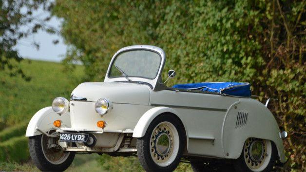 1953 Reyonnah Roadster