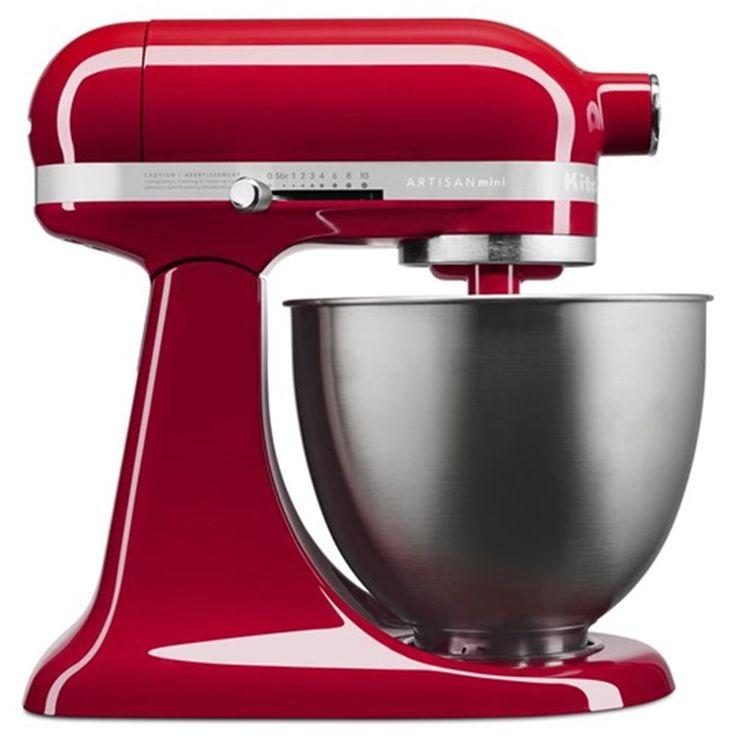 KitchenAid Artisan Mini Stand Mixer Empire Red | Stand Mixers - House