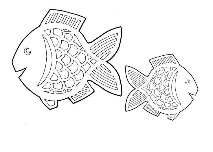 poissons chez Lisele