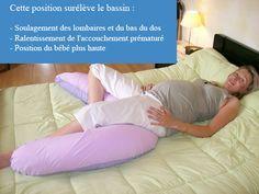 Position recommandée par les sages femmes - BABYSHOP DISTRIBUTION