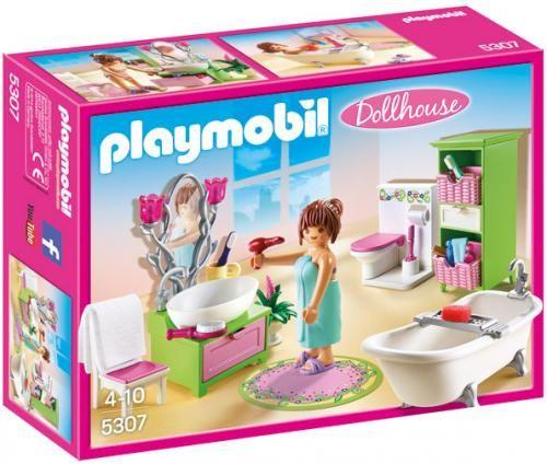 Prezzi e Sconti: #Playmobil dollhouse. sala da bagno (5307)  ad Euro 16.14 in #Ibs #Giochi e giocattoli