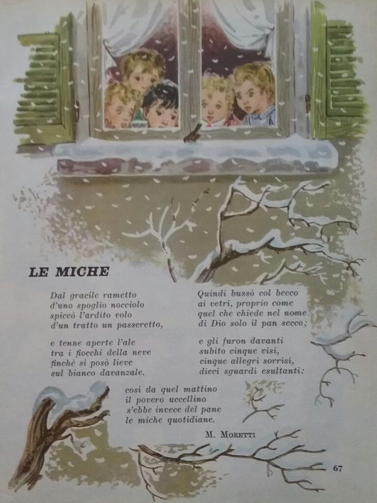 Le miche. M. Moretti