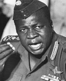In any country there must be people who have to die. They are the sacrifices any nation has to make to achieve law and order.  Idi Amin Dada