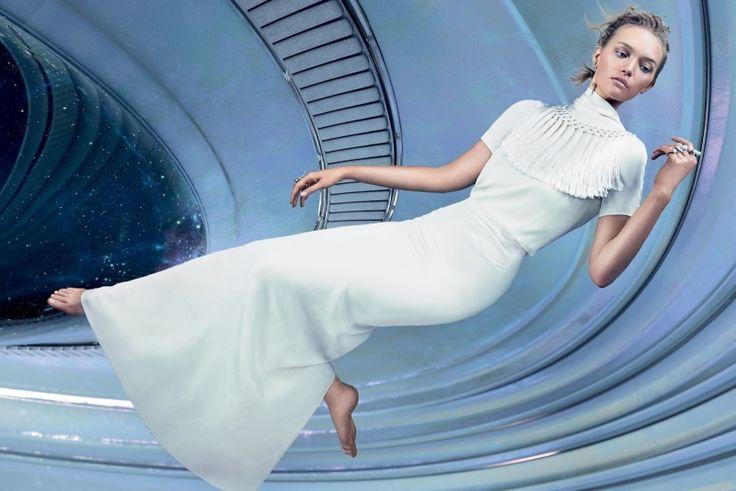Vogue Australia Editorial December 2014 - Gemma Ward by Emma Summerton