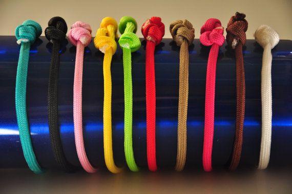 Cucciolo collare regolabile ID band set di coloratissimi collari di identificazione vostri cuccioli o gattini nella lettiera. Perfetto per ogni