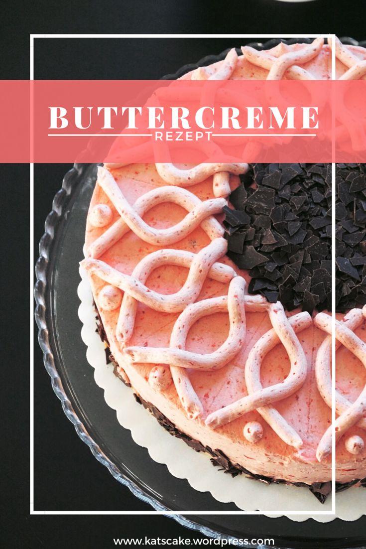Deutsche Buttercreme, Rezept, Anleitung, Tipps & Ticks