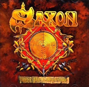 SAXON - INTO THE LABYRINTH / CD