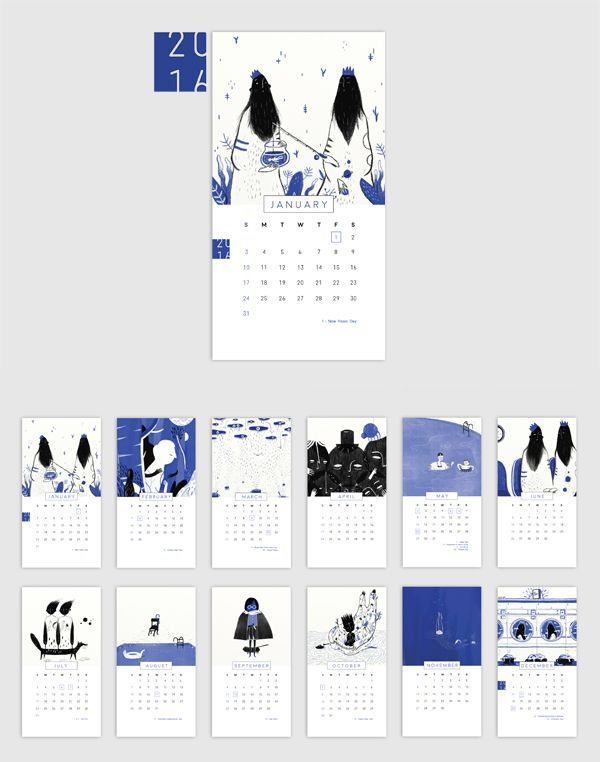 Typography Calendar Creative : Best desk calendars ideas on pinterest calender