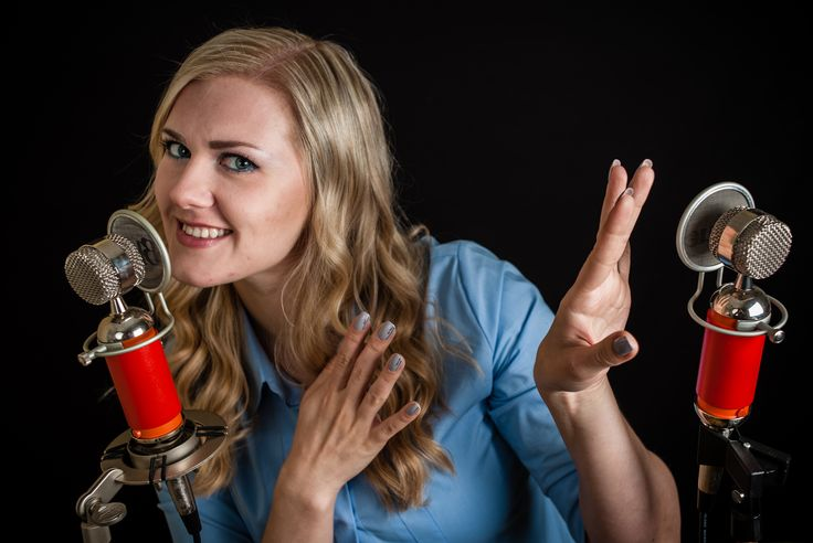 A whisper, then tingles, then 87 million YouTube views: Meet the star of ASMR