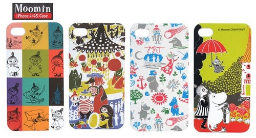 Moomin iPhone Cases