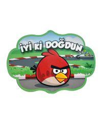 Angry Birds Konuşma Balonu
