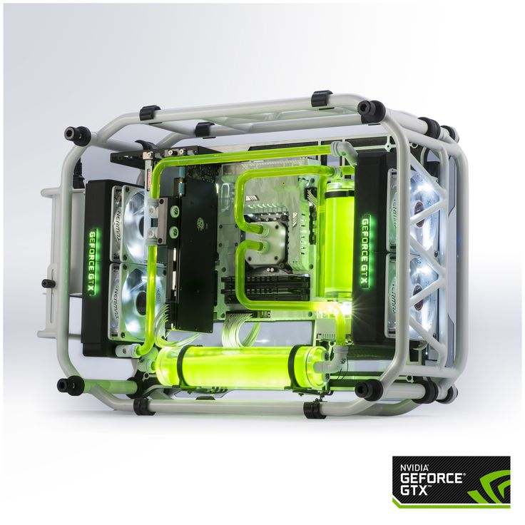 Popular modder Wei Zheng takes his creations to the next level for NVIDIA.