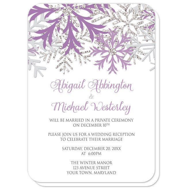 Best 25 Purple reply cards ideas – Reply to Party Invitation