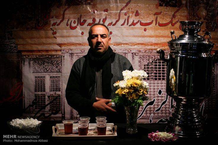 In pictures: The lovers of Imam #Hussein, the third #Shia Imam, serve the mourners across the country during the month of Muharram #Muharram is the first month in the Islamic year and a time of mourning. Every year on the 10th of Muharram (Day of #Ashura), the Shia Muslims all over the world commemorate the martyrdom of Imam Hussein (PBUH). The commemoration start from the first day of Muharram and the peak reached on the 10th day. Related links: realiran.org #Realiran #Iran