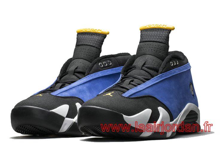 Air Jordan 14 Retro Low Chaussures NIke Jordan 2016 Pour Homme Laney Holiday 807511 405