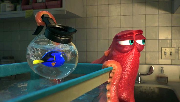 Finding Dory Official Trailer 3