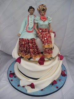 Nigerian Traditional Wedding Cakes! - Food- Nairaland