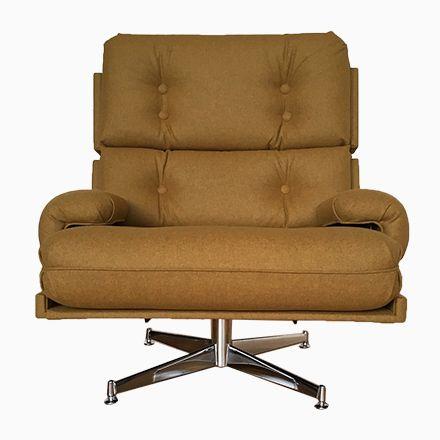 Die besten 25+ Sessel hocker Ideen auf Pinterest Ikea sessel - wohnzimmer braun orange