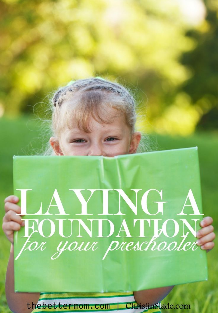 Something I am learning about having preschoolers in the house is this: I  am laying the foundation for them now.This is a season of habit training,  not just academics and fun creativity {although that is important as well}.  Laying the foundations of habit training now will save much time and energy  later.