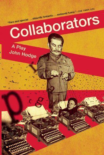 Collaborators by John Hodge http://www.amazon.com/dp/0802120563/ref=cm_sw_r_pi_dp_A6eOwb1745200