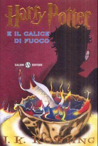 Harry Potter E il Calice Di Fuoco = Harry Potter & the Goblet of Fire (Italian Edition) @ niftywarehouse.com #NiftyWarehouse #HarryPotter #Wizards #Books #Movies #Sorcerer #Wizard