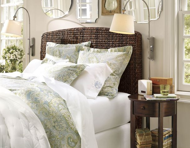 Best 25 Wicker Headboard Ideas On Pinterest Seagrass