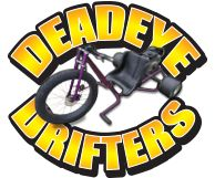 We manufacturer & ship the highest quality motorized drift trikes on the market. If your interested in building your own with a drift trike kit, or if you need individual parts and custom frame for your drift trike, simply contact us at 801-698-1331 and ask to speak with Dead Eye Drifters specialist.