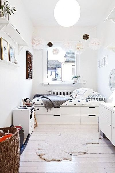 Hack A Storage Bed - 30 Small-Space Hacks You've Never Seen Before - Photos