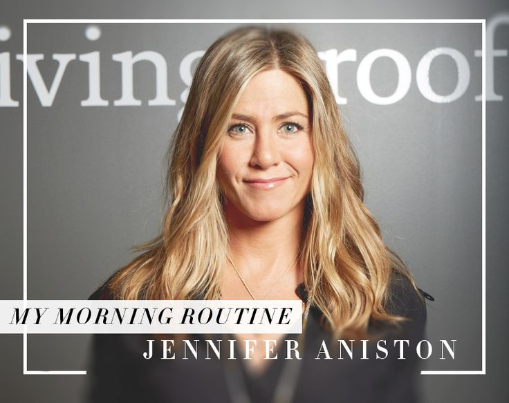 The star shares her morning routine with us—from her a.m. beauty regimen to how she busts treadmill boredom.