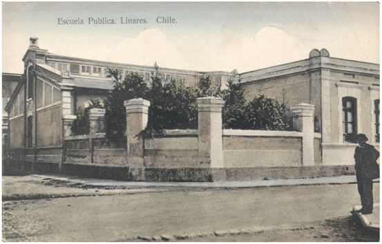 Escuela Publica de Linares