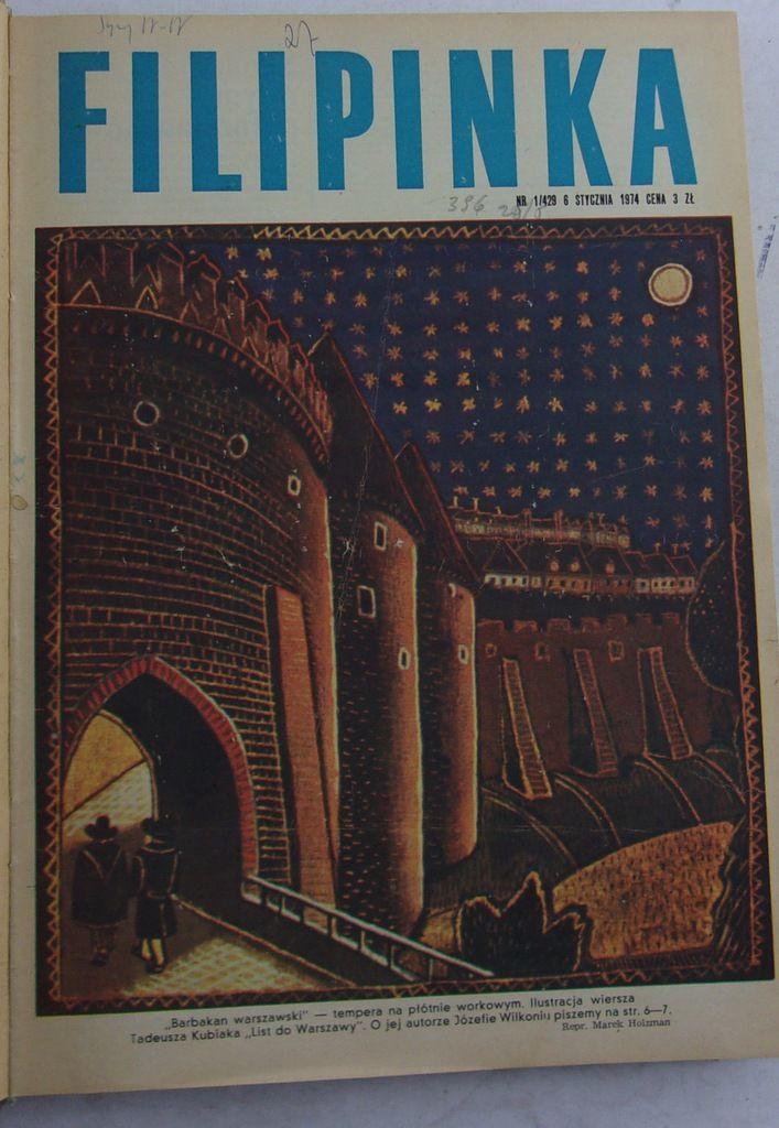 Czasopismo Filipinka 7205291962 Oficjalne Archiwum Allegro Zeitschriften