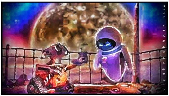 WALL-E by Henstepbatbot