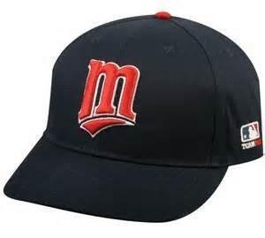 Minnesota Twins Major League Baseball adjustable cap