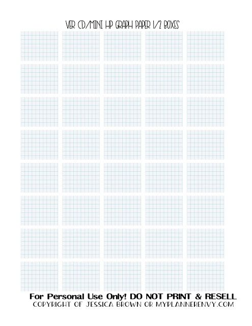 1090 best Planner Printables images on Pinterest Planner ideas - graph paper free template