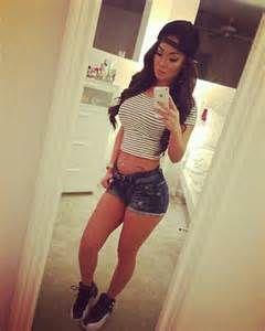 Black teen girl ass