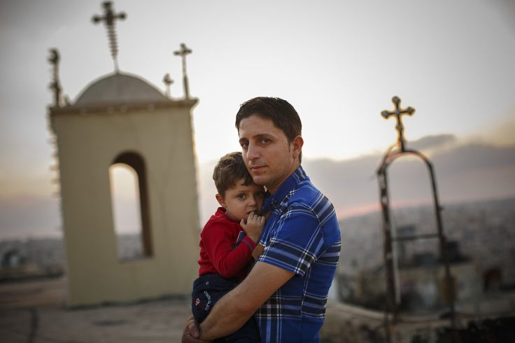 About 4000 Christians from Iraq have come to Jordan to find protection from ISIS over the past three months. Read the article by Rana Sweis here: http://nyti.ms/1zzAVjL