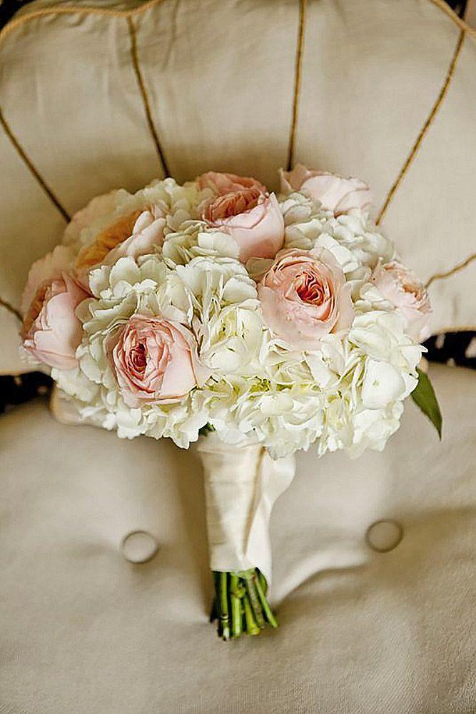 24 Glamorous Blush Wedding Bouquets That Inspire ❤ See more: http://www.weddingforward.com/blush-wedding-bouquets/ #weddings #bouquets