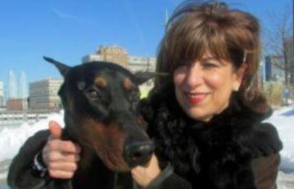 """""""Mi Perro Olfateó El Cáncer Y Me Salvó La Vida""""."""