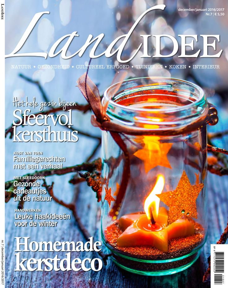 #cover #dec-jan #landidee #magazine #holland