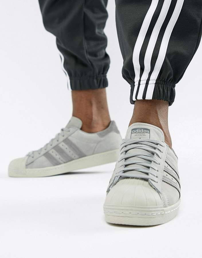 adidas Originals Superstar 80 s unisex Sneaker in 2019  3e7380e6c15